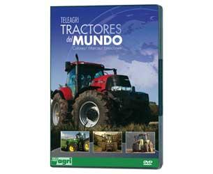 DVD Tractores del mundo