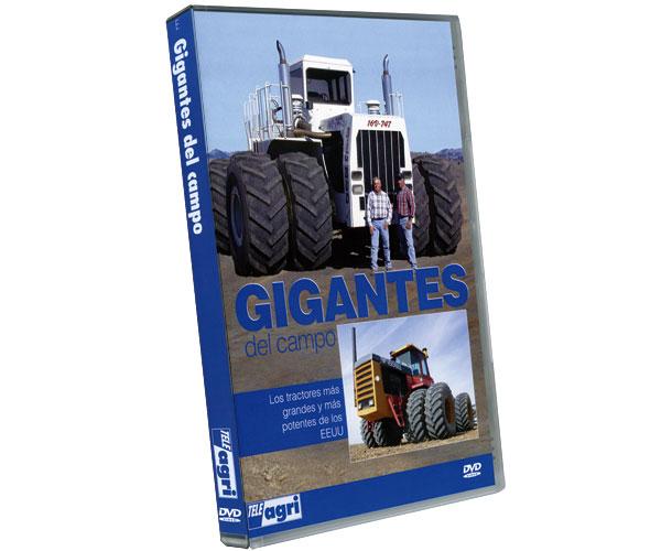 DVD GIGANTES del campo
