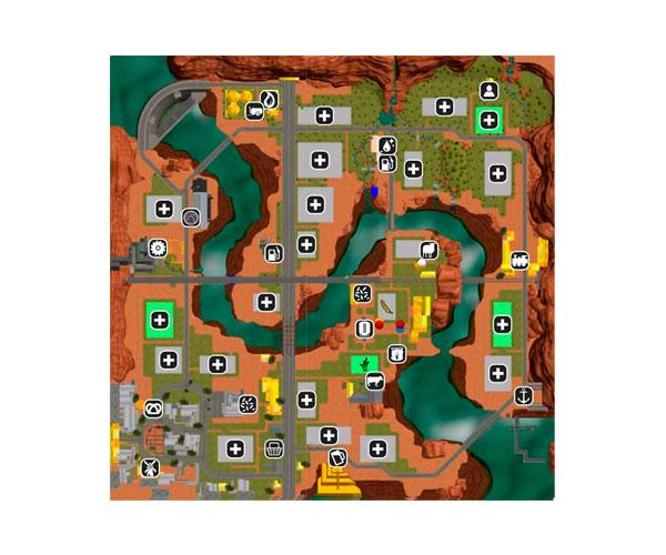 Juego de consola Farming Simulator 18 para Nintendo 3DS en español - Ítem1
