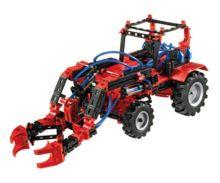 Kit montaje tractor PNEUMATICA con pinza fischertechnik 516185 - Ítem4