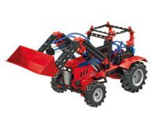 Kit montaje tractor PNEUMATICA con pinza fischertechnik 516185 - Ítem5