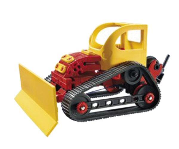 Kit montaje bulldozer fischertechnik 520395 - Ítem1