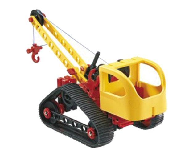 Kit montaje bulldozer fischertechnik 520395 - Ítem3