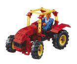 Kit de montaje tractor fischertechnik 520397