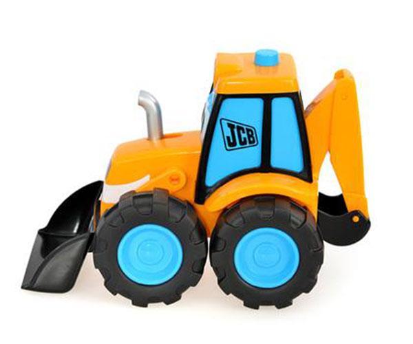 Excavadora de juguete JCB Golden Bear 4010 - Ítem5