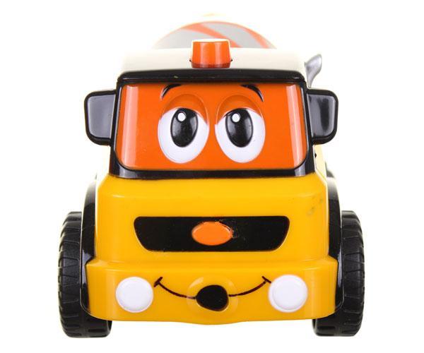 Camión hormigonera de juguete JCB Golden Bear 4014 - Ítem3