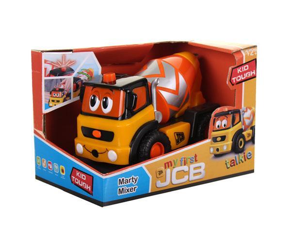 Camión hormigonera de juguete JCB Golden Bear 4014 - Ítem4