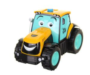Tractor de juguete JCB Fastrac Freddie Golden Bear 4015