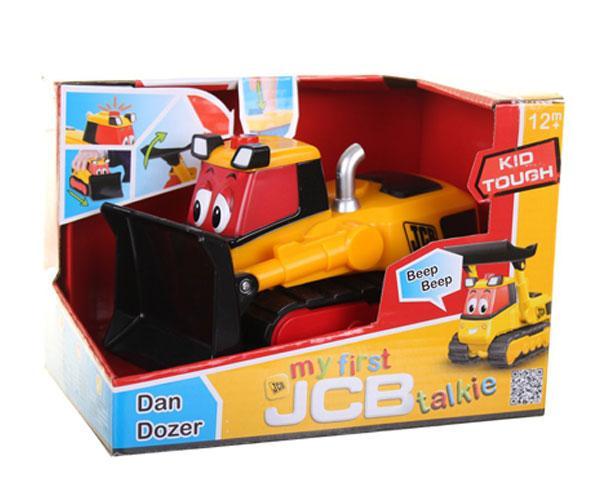 Excavadora de cadenas de juguete JCB Golden Bear 4017 - Ítem4