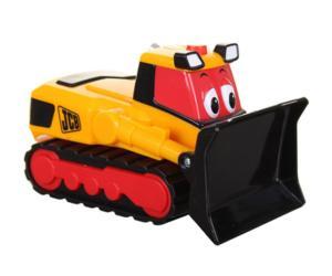 Excavadora de cadenas de juguete JCB Golden Bear 4017