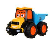 Tractor JCB de juguete con remoque Golden Bear 4034 - Ítem2