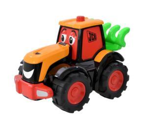 Tractor de juguete JCB Fastrac Freddie-Golden Bear-4035