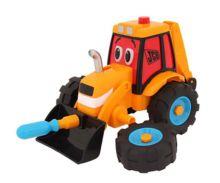 Excavadora de juguete JCB Golden Bear 4037 - Ítem5