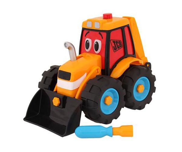Excavadora de juguete JCB Golden Bear 4037