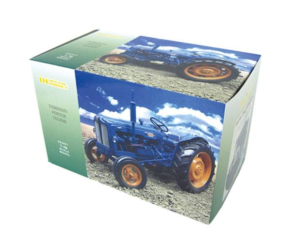 Replica tractor FORDSON Power Major