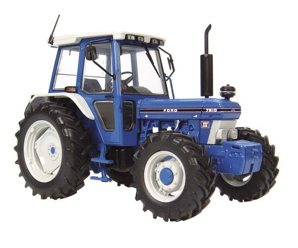 Replica tractor FORD 7810 - Ítem1