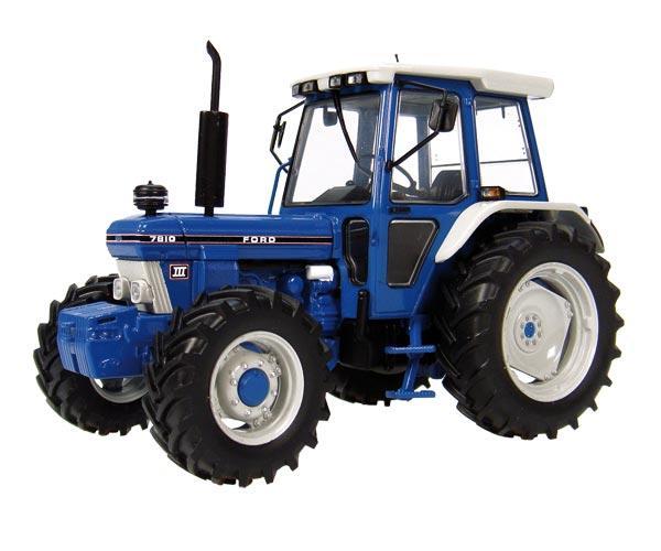 Replica tractor FORD 7810