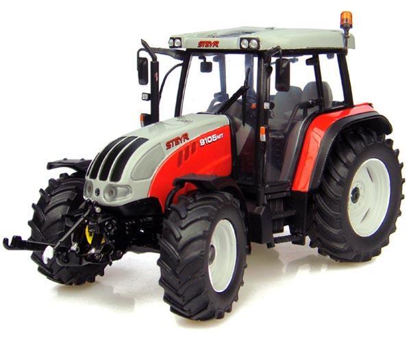 Replica tractor STEYR 9105 MT