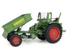 Replica tractor porta aperos FENDT 231 GT - Ítem3