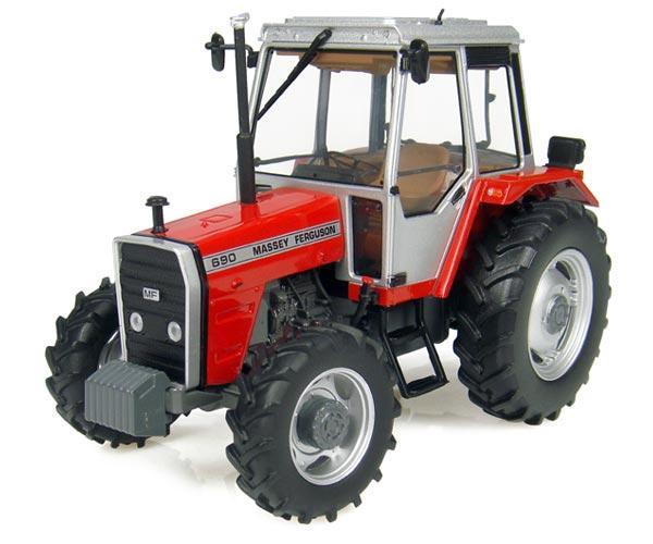 Replica tractor MASSEY FERGUSON 690 -4WD