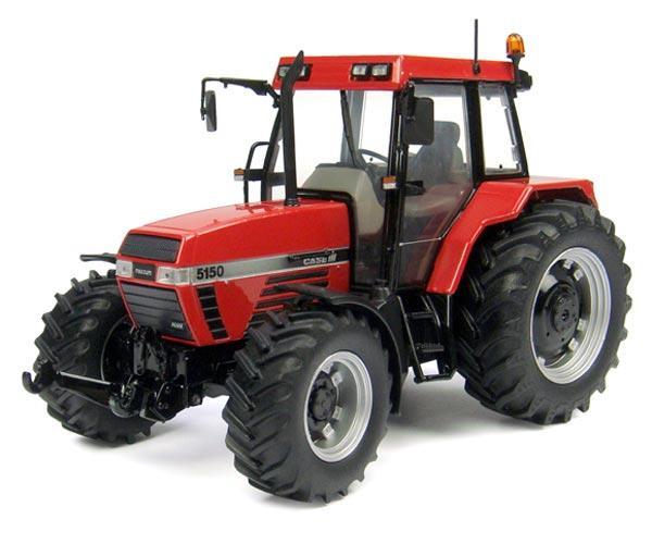 UNIVERSAL HOBBIES 1:32 Tractor CASE IH Maxxum Plus 5150