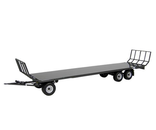 Replica remolque transporte de pacas FLIEGL DPW 180