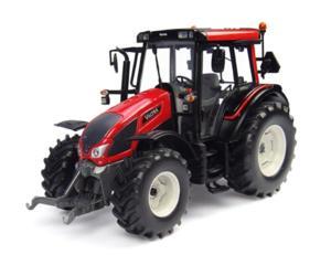 Replica tractor VALTRA Small N103 rojo brillante
