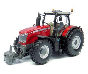 Replica tractor MASSEY FERGUSON 8737