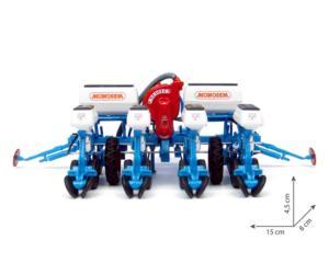 Replica sembradora MONOSEM NG PLUS 4-4R