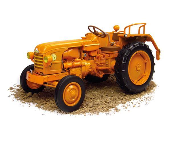 Replica tractor RENAULT D22 (1956 ) Universal Hobbies UH4258 - Ítem5