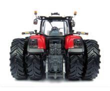 Replica tractor MASSEY FERGUSON 8737 ruedas gemelas - Ítem2