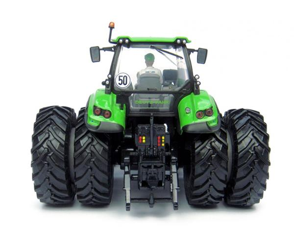 Replica tractor DEUTZ-FAHR 7250 TTV 6 ruedas - Ítem3