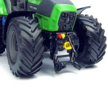 Replica tractor DEUTZ-FAHR 7250 TTV 6 ruedas - Ítem5