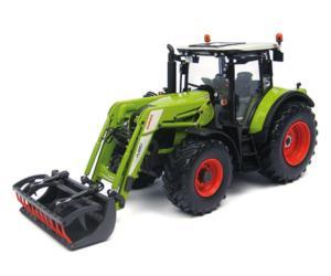Replica tractor CLAAS Arion 530 con pala