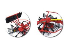 Replica rastrillo hilerador NEW HOLLAND ProRotor.3223 (US Version) - Ítem2
