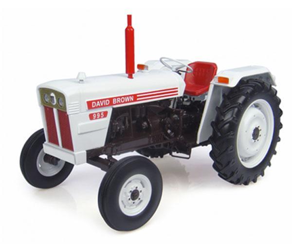 Replica tractor DAVID BROWN 995 (1972) Universal Hobbies UH4884