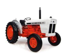 Réplica tractor CASE DAVID BROWN 995 Universal Hobbies UH4885 - Ítem1