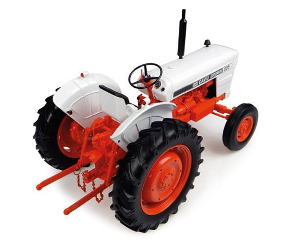 Réplica tractor CASE DAVID BROWN 995 Universal Hobbies UH4885 - Ítem2