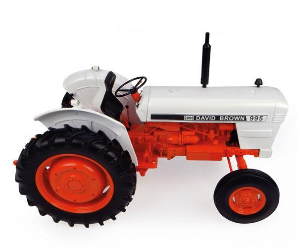 Réplica tractor CASE DAVID BROWN 995 Universal Hobbies UH4885 - Ítem8
