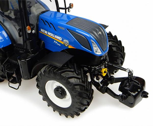 Replica tractor NEW HOLLAND T7.225 Universal Hobbies UH4893 - Ítem3