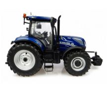 Replica tractor NEW HOLLAND T7.225 BLUE POWER Universal Hobbies UH4900 - Ítem2