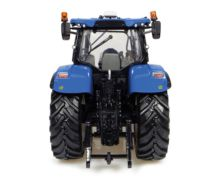 Réplica tractor NEW HOLLAND T7.225 Union Jack Edition Universal Hobbies UH4901 - Ítem3
