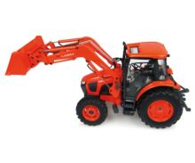 Replica tractor KUBOTA M5-111 con pala UH4924 Universal Hobbies - Ítem2