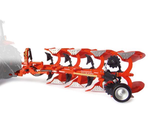 Replica arado KUBOTA RM2005V UH4930 Universal Hobbies