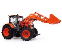 Replica tractor KUBOTA M7171 con pala UH4940 Universal Hobbies - Ítem2