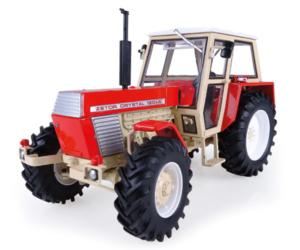 Réplica tractor ZETOR Crystal 12045 Museum Edition Universal Hobbies UH4949