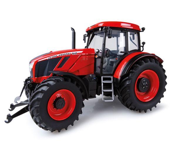 Réplica tractor ZETOR Crystal 160 Universal Hobbies UH4951 - Ítem1
