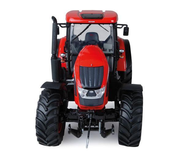 Réplica tractor ZETOR Crystal 160 Universal Hobbies UH4951 - Ítem3