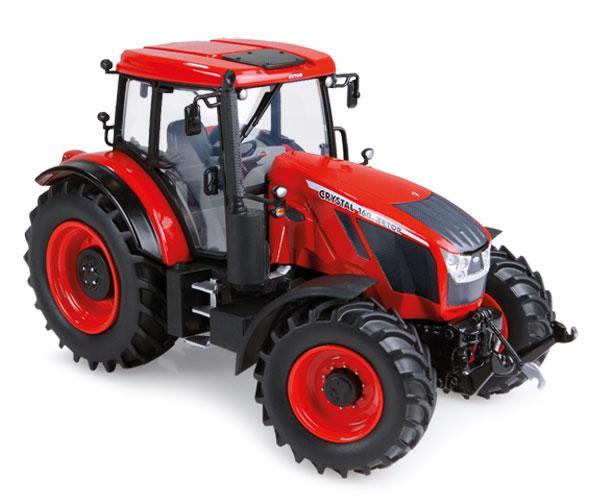 Réplica tractor ZETOR Crystal 160 Universal Hobbies UH4951