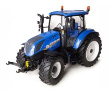 Réplica tractor NEW HOLLAND T5.210 Universal Hobbies UH4957 - Ítem1